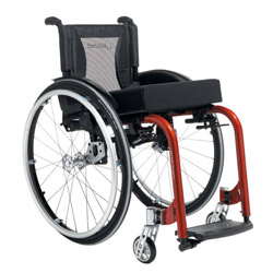 Manual wheelchairs for adults