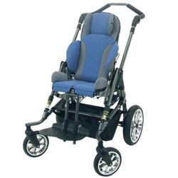 Children's rehab buggies