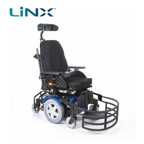 Invacare TDX2 Sprint Football Power Wheelchair