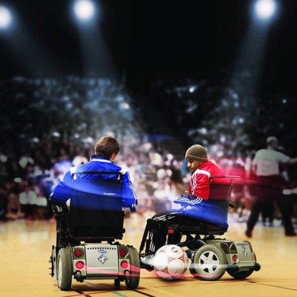 Invacare Storm 3 Competition Football