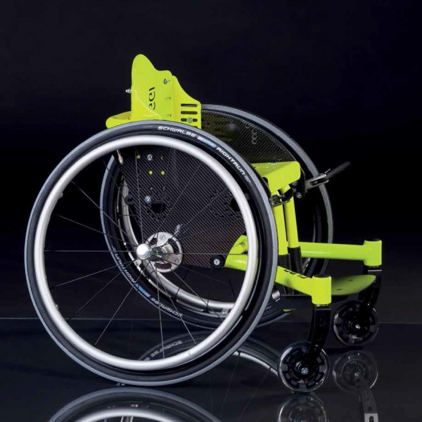 Hoggi CLEO Children's Ultralight Active Manual Wheelchair