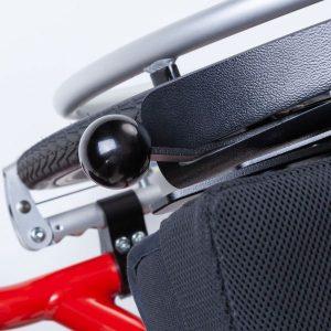 SWINGBO-VTi XL, wheel lock integrated in side panel (basic configuration)