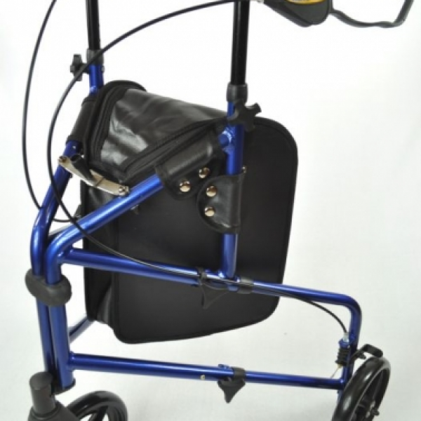 COMPACT Aluminium Tri Wheel Walker