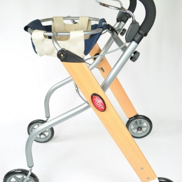 Able 2 Let's Go Indoor Rollator