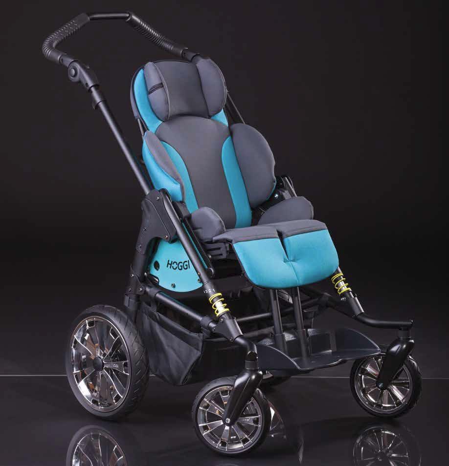 Bingo Evolution Special Needs Pushchair Size 2 Mobility