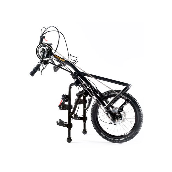 Sunrise Medical Quickie Attitude Manual Add-on Hand Bike
