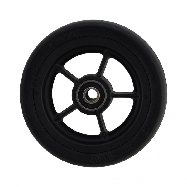 5″ Black Wheel & Black Marco Tyre