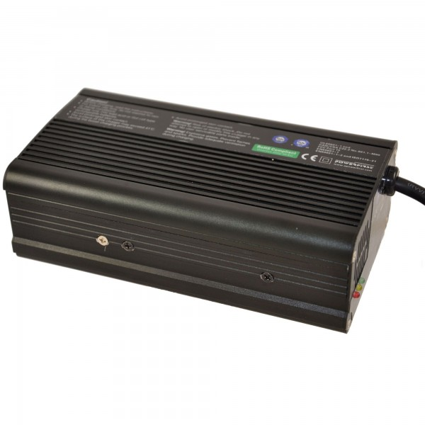 Black Box Battery Charger 24V 6 Amp