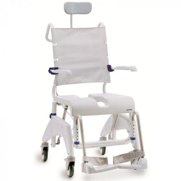 Invacare AQUATEC OCEAN VIP and VIP XL Shower Chair Commode