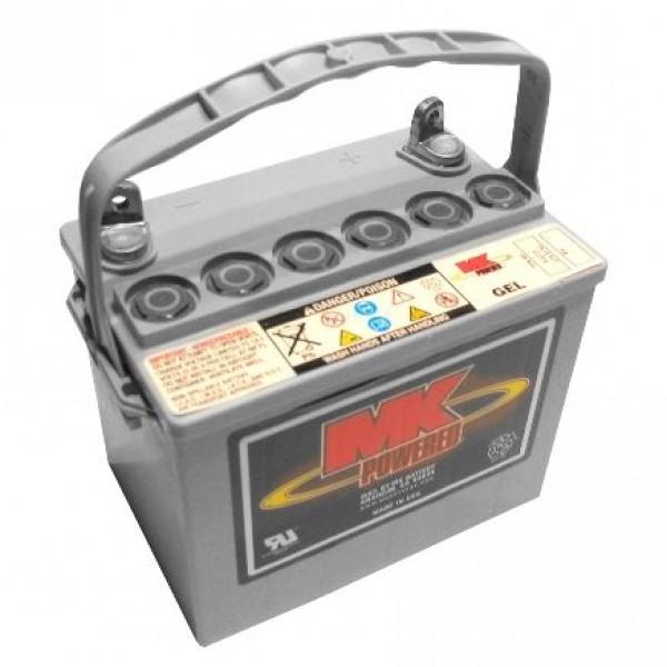 31.6Ah MK Gel Battery
