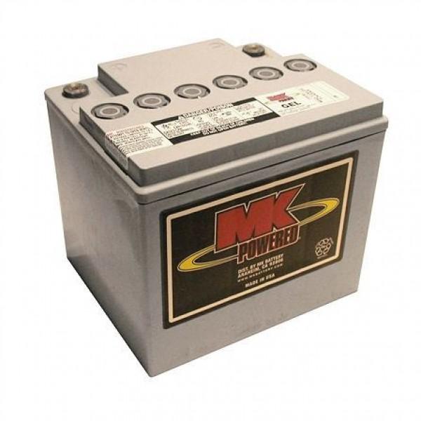 40Ah MK Gel Battery