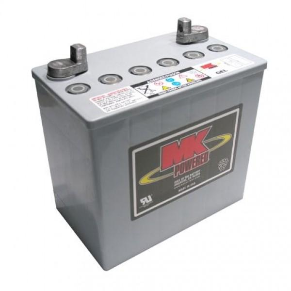 MK 51Ah Gel Battery