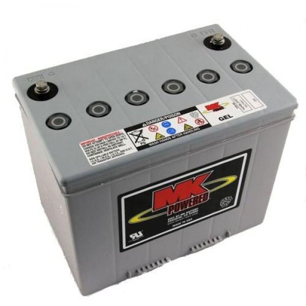 73.6Ah MK Gel Battery