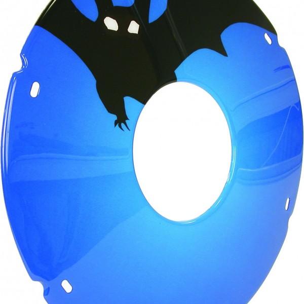 20″/ 22″/ 24″ Bat Decal Wheelchair Spoke Protector (Pair)