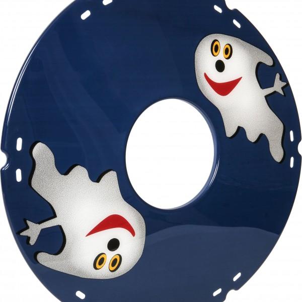 20″/ 22″/ 24″ Ghost Decal Wheelchair Spoke Protector (Pair)