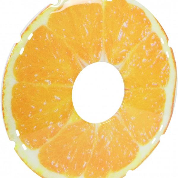 20″/ 22″/ 24″ Orange Decal Wheelchair Spoke Protector (Pair)