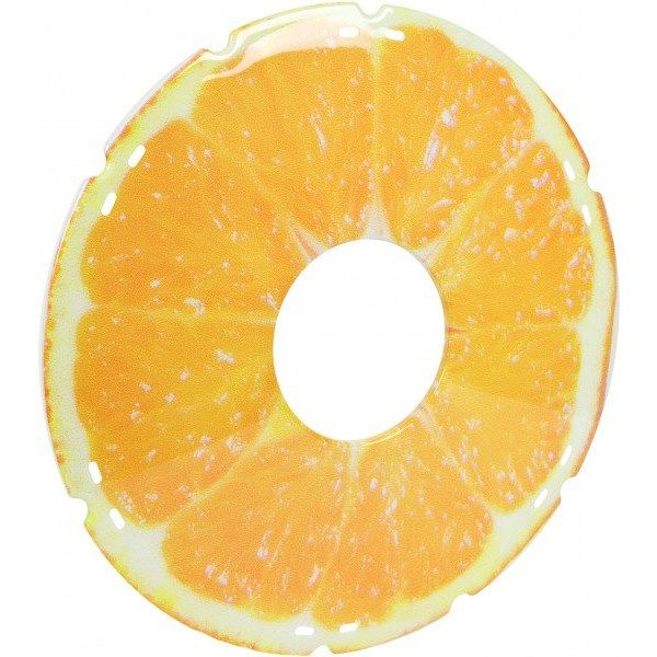 Orange Decal Spoke Protector