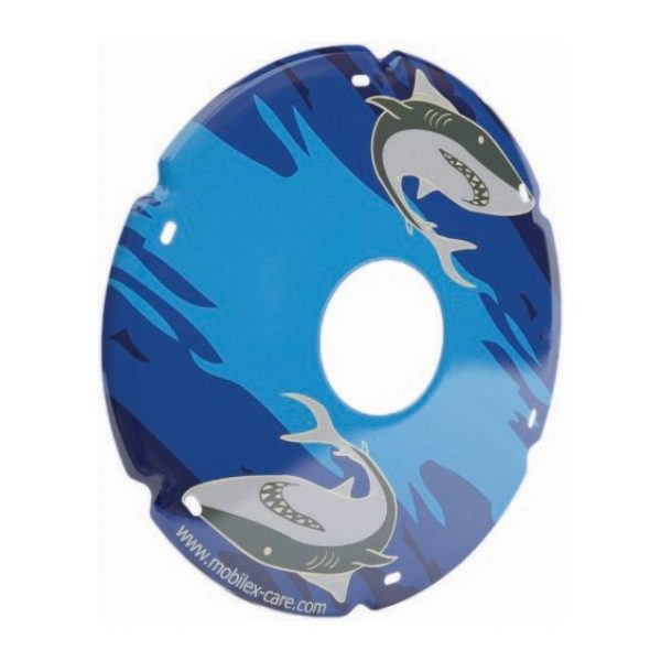 Shark Decal Spoke protector