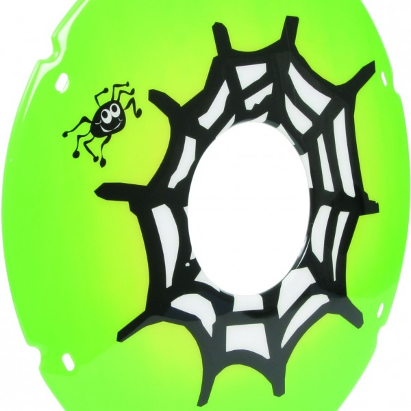 20″/ 22″/24″ Spider Decal Spoke Protector (Pair)