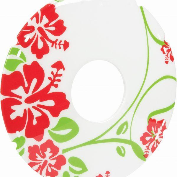 Flower Decal Spoke Protector