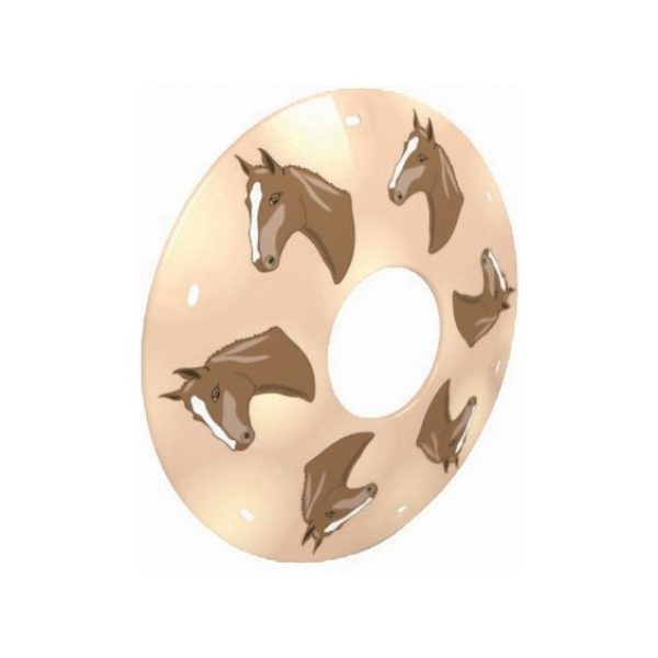 Horses Decal Spoke Protector