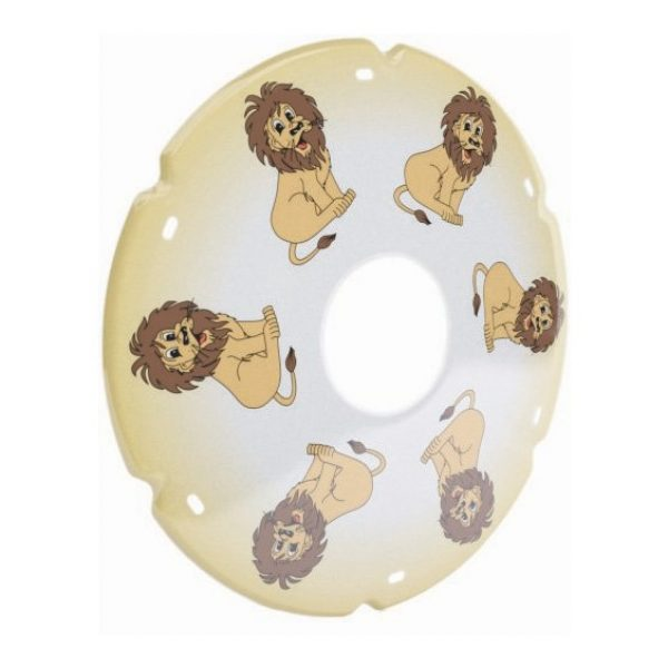 Lion Decal Spoke Protector
