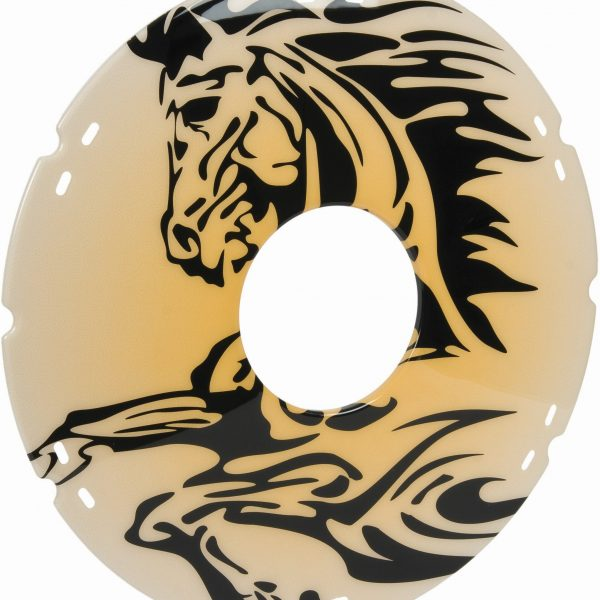 Stallion Decal Spoke Protector