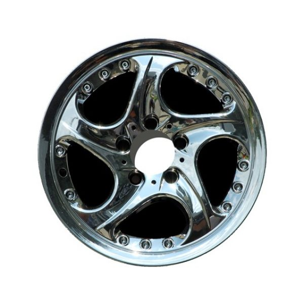 Star Alloy Decal Spoke Protector