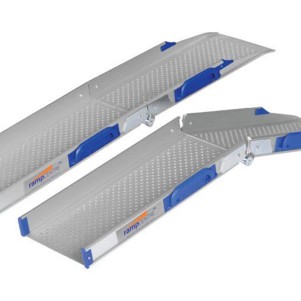 Ultralight-Folding Channel Ramps