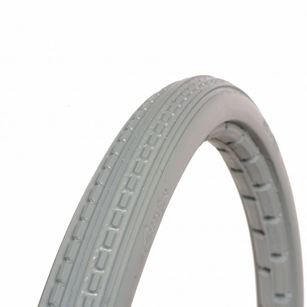 18 X 1 3/8 Grey Mobility Tyre