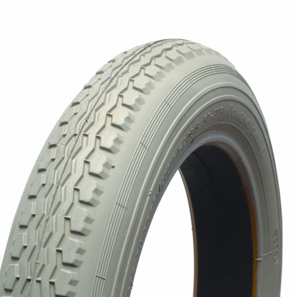 CST Grey Manual Tyre 12 1/2 X 2 1/4