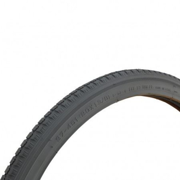 CST Grey Manual Tyre 20 X 1 3/8