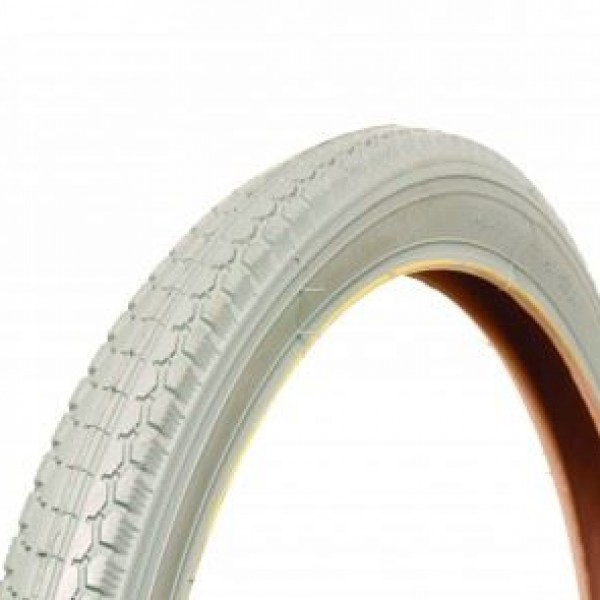 CST Grey Manual Tyre 24 X 1 3/8