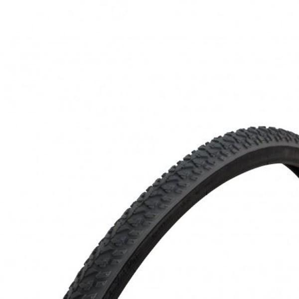 PR1MO Grey V-Trak Knobby Tyre 24 X 1 3/8