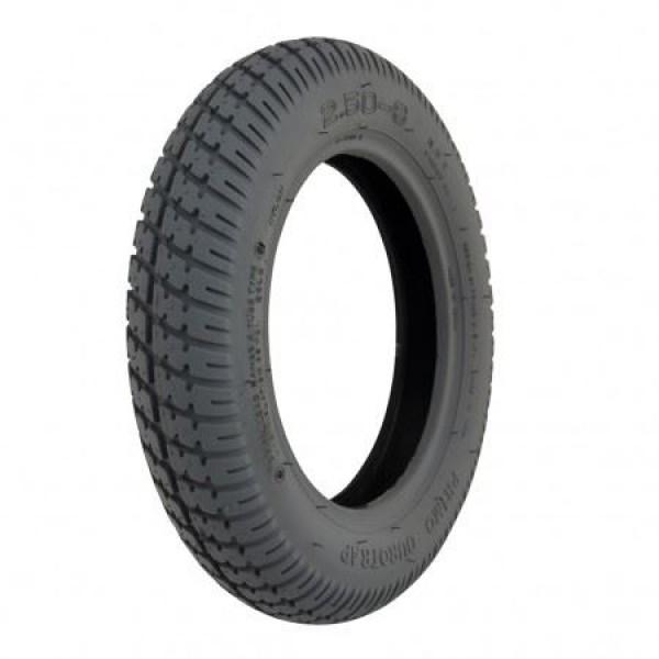PR1MO Grey Duratrap Tyre 250 X 8