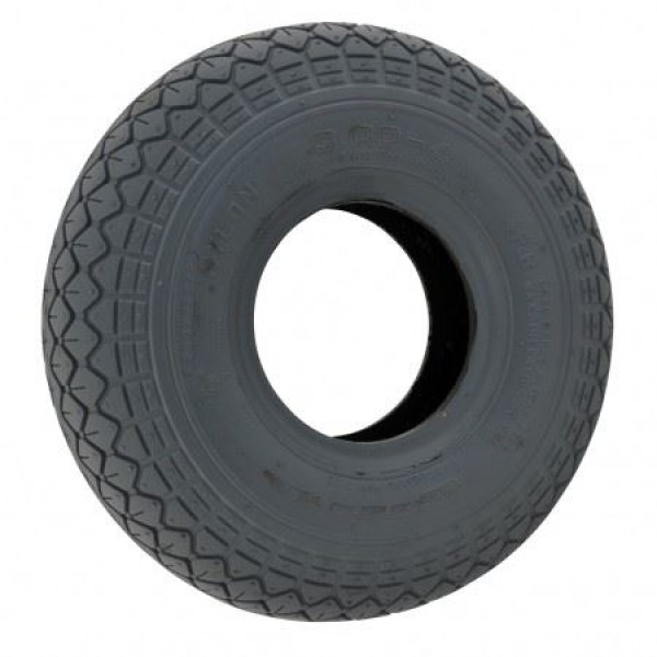 CST Grey Rounded Block Tyre 300 X 4