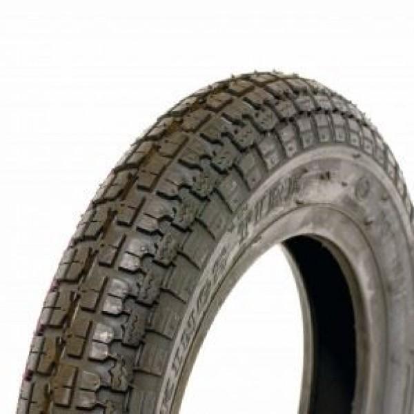 CST 350 X 8 Black Block Tyre