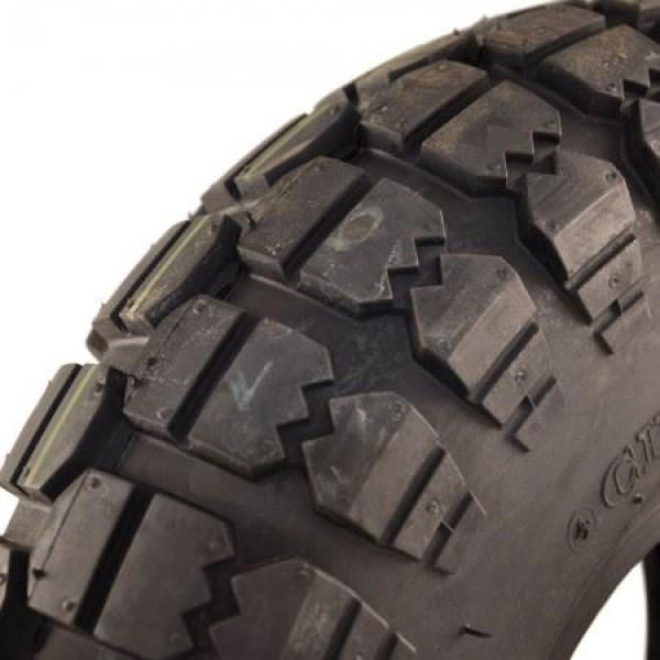 CST 400 X 6 Black Block Tyre