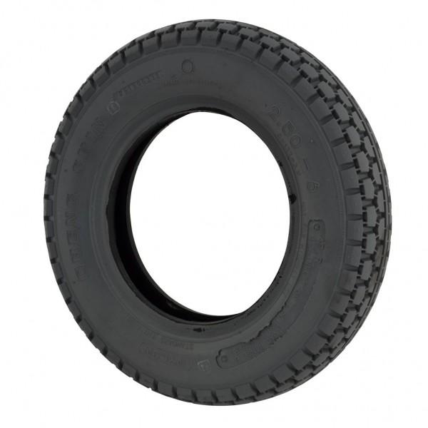 CST 250 X 6 Grey Block Tyre
