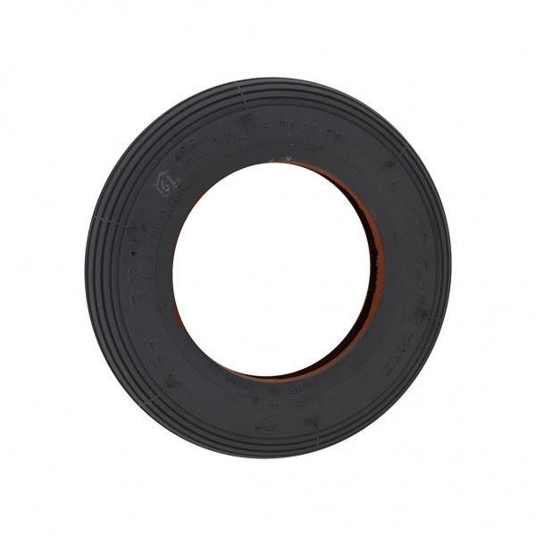 CST Grey Rib Tyre 6 X 1 1/4