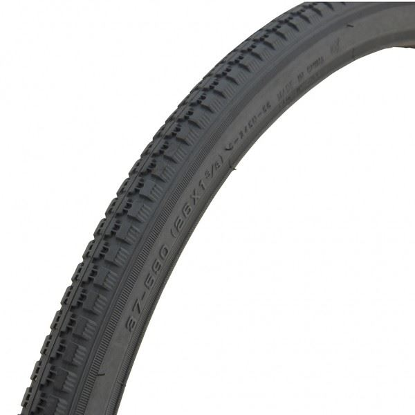 CST Grey Manual Tyre 26 X 1 3/8