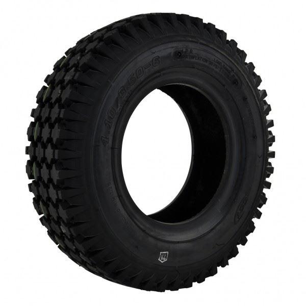 CST 410/350 X 6 Black Block Tyre