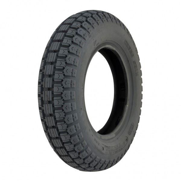 CST 350 X 8 Grey Block Tyre