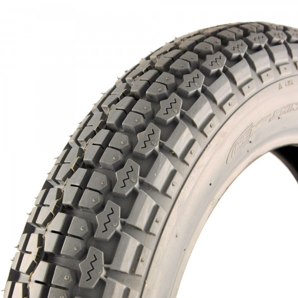 CST Grey Block Tyre 300 X 10