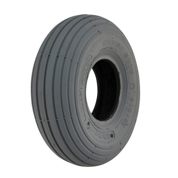 CST 300 X 4 Grey Rib Tyre