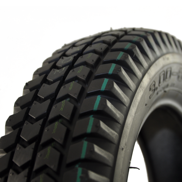CST 300 X 8 Black Block Tyre (Mini Crosser Type)
