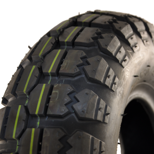 CST Black Block Tyre (Mini Crosser Type) 530/450 X 6