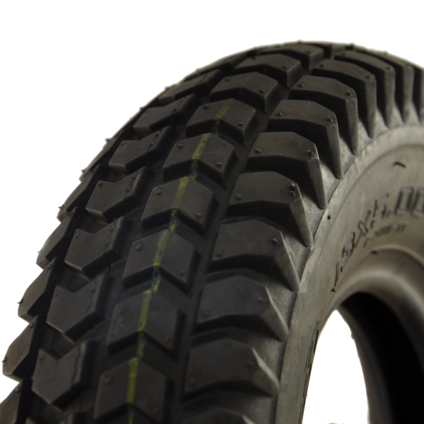 CST 13/500 X 6 Black Block Tyre (Mini Crosser Type)