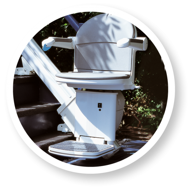 Companion Stairlifts Outdoor 1000