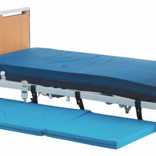 The Streamlined Discreet Design Perfectly Complements Any Interior Bed Can Be Configured With Steel Or Wood Side Rails Option Of Ordering